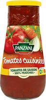 Panzani - spf - sauce tomates cuisinées - Produit - fr