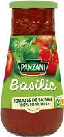 Panzani - spf - sauce tomates & basilic - Prodotto - fr