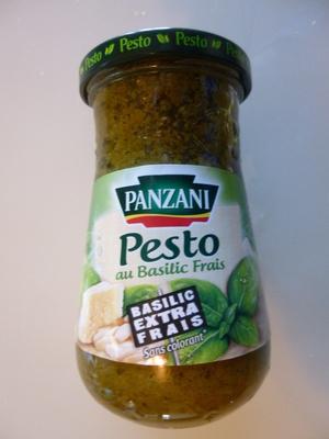 Panzani Sos Pesto Basillico cu branzeturi italiene - Product