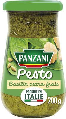 Panzani - spf - sauce pesto vert - Produit - fr