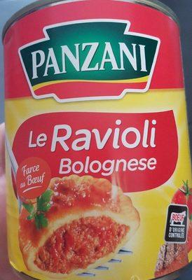 Ravioli Bolognese 800gr - Product - fr
