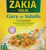 Curry de Volaille riz basmati - Halal - Product