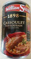 Cassoulet toulousain à la graisse d'oie - Product