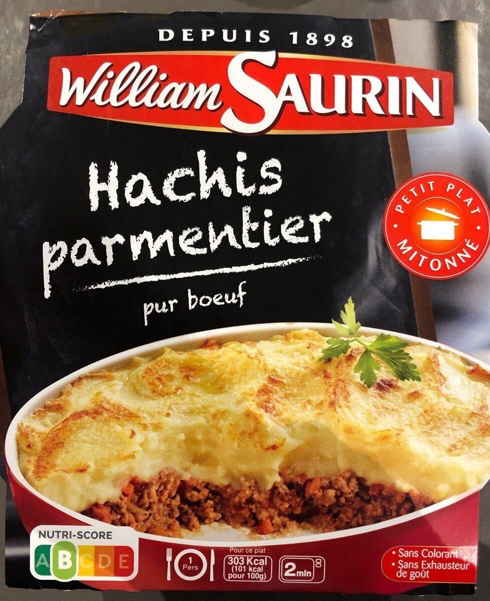 Hachis Parmentier (Pur Bœuf) - Product - fr