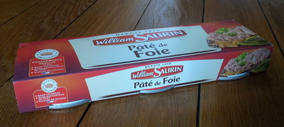 Pâté de Foie de porc - Product - fr