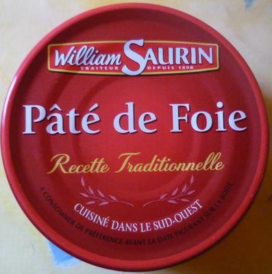 Pâté de Foie de porc - Produit - fr
