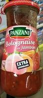 Bolognaise au jambon - Produit