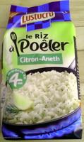 Le riz à poêler citron aneth - Product - fr