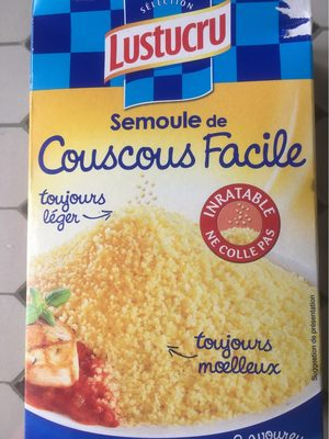 Couscous Facile - Product - fr