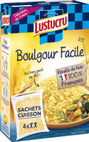 Lustucru boulgour facile - Prodotto - fr