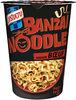 Lustucru banzaï noodle saveur boeuf - Product