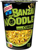 Lustucru banzaï noodle saveur curry - Product