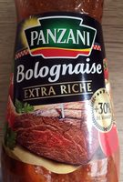 Panzani bolognaise extra riche - Produit
