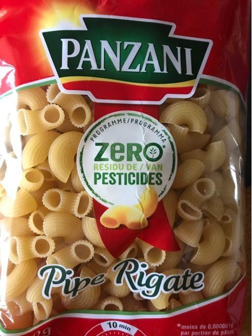 Pipe Rigate Zero Pesticide - Product