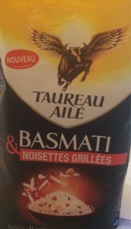Basmati & noisettes grillées - Produit - fr
