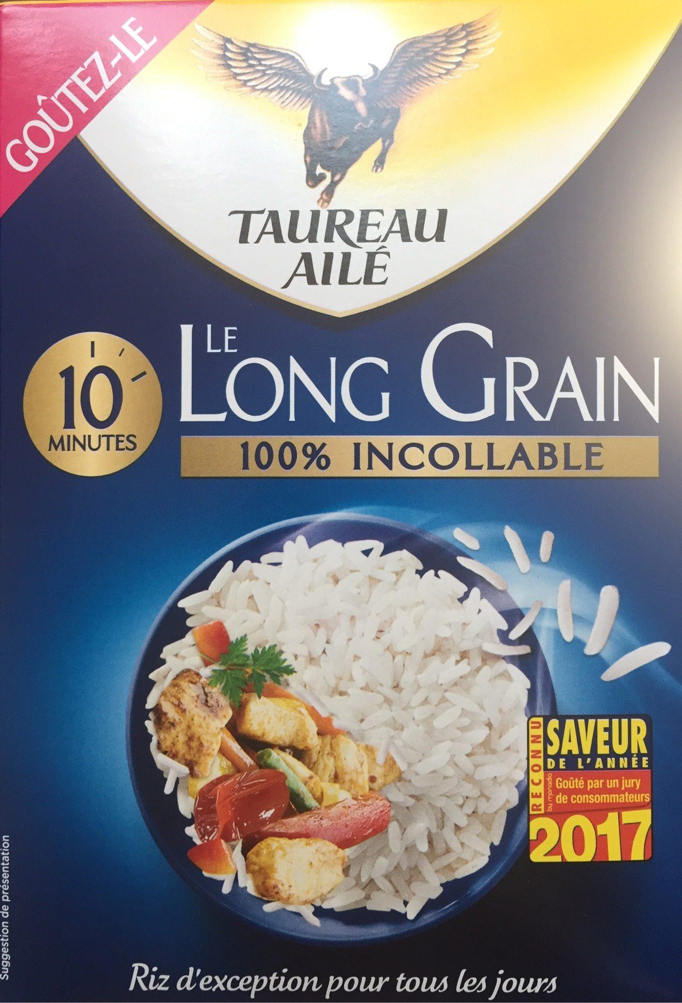 Riz Le long grain d'exception 100% incollable - Produit - fr