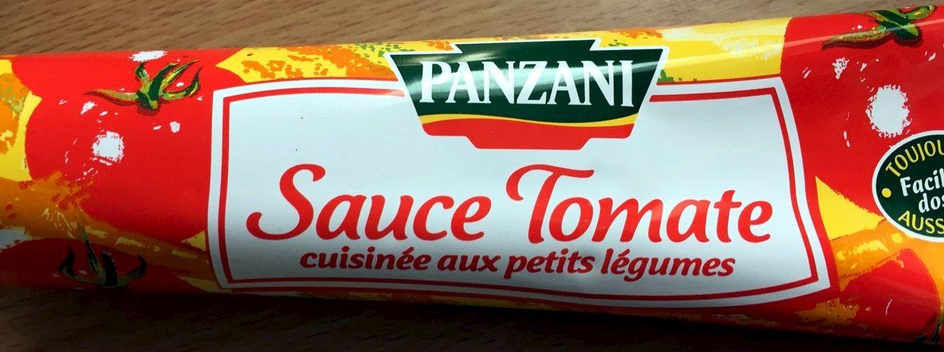 Sauce tomate cuisinée aux petits légumes - Product - en