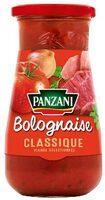 Bolognaise Classique (Sauce tomate cuisinée à la viande sélectionnée) - Product