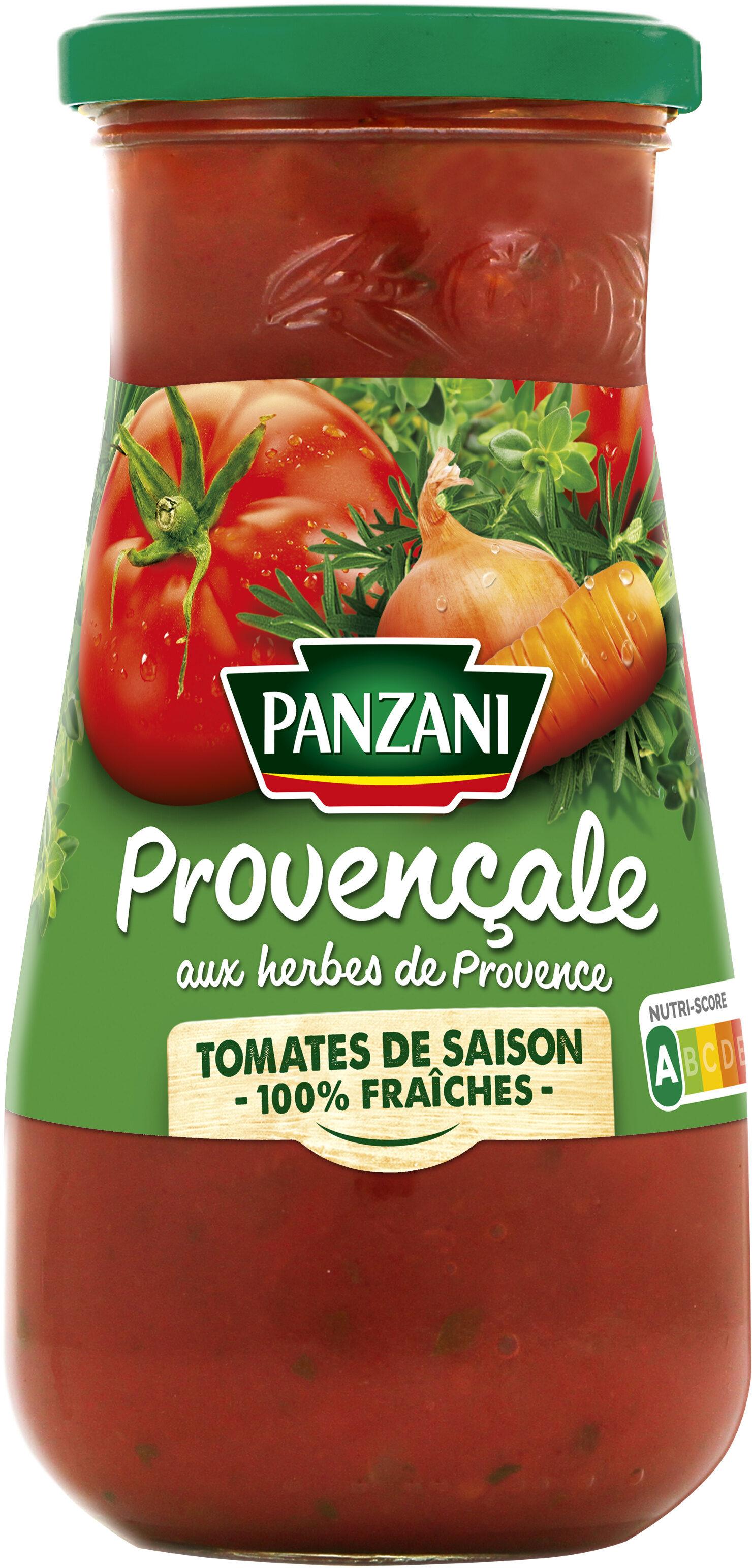 Panzani - spf - sauce provençale - Product - fr