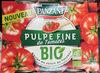 Pulpe fine de Tomates bio - Product