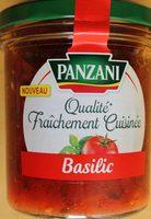 PANZANI qualité fraîchement cuisinée : basilic - Product