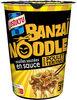 Lustucru banzaï noodle nouilles sautées en sauce poulet teriyaki - Prodotto