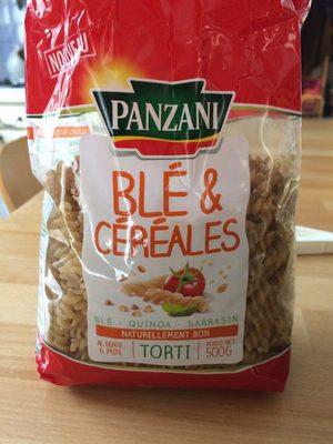 Torti Blé & Céréales - Product