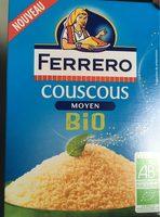 Couscous moyen bio - Produkt