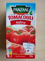 Tomacouli nature - Produit - fr