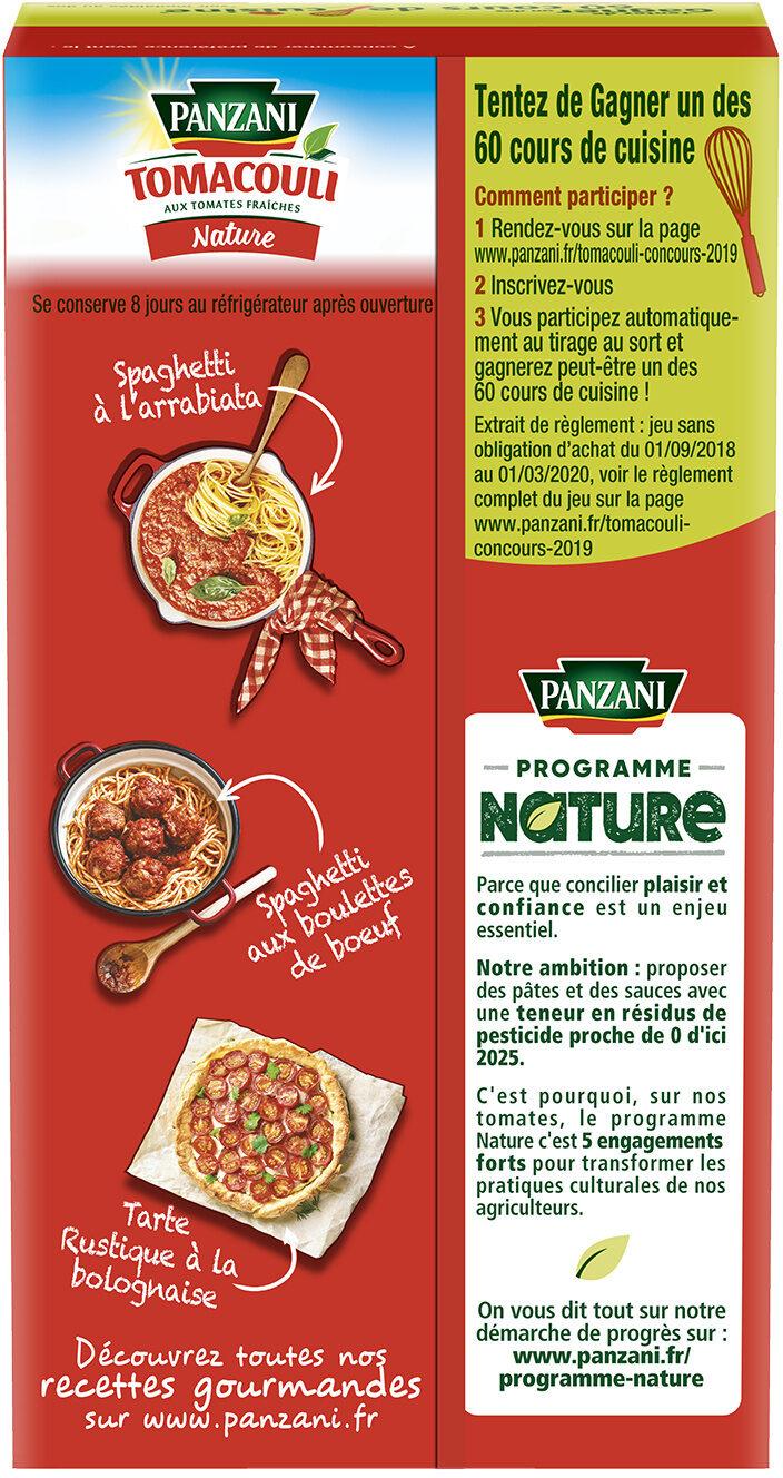 Panzani - bc - tomacouli nature 500g (big) - Produit - fr