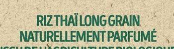Riz thaï équitable - Ingredienti - fr