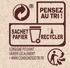 Riz de Camargue Parfumé - Istruzioni per il riciclaggio e/o informazioni sull'imballaggio - fr