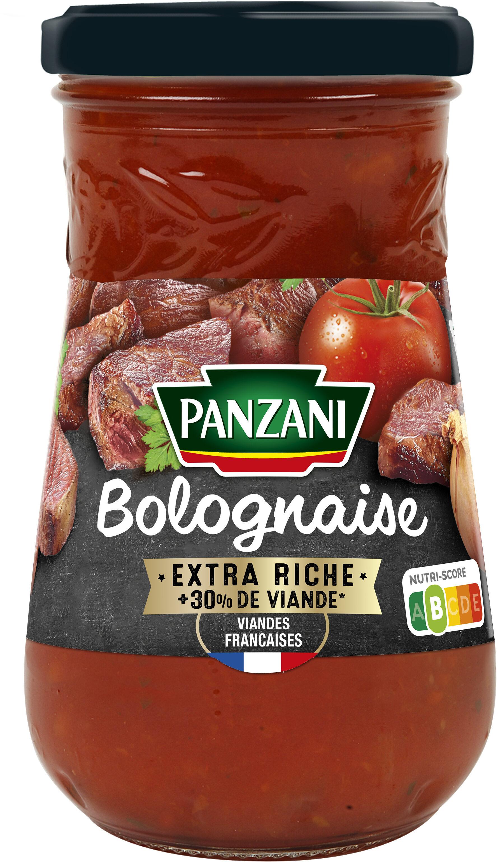 Bolognaise Extra riche - Product - fr