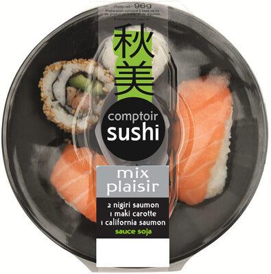 Sushi BAR Mix plaisir - Product - fr