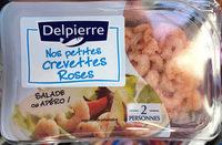 Nos petites crevettes roses - Product - fr