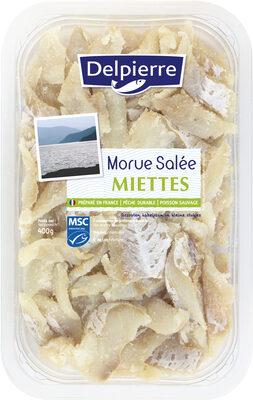 Miettes de morue salée - Product - fr