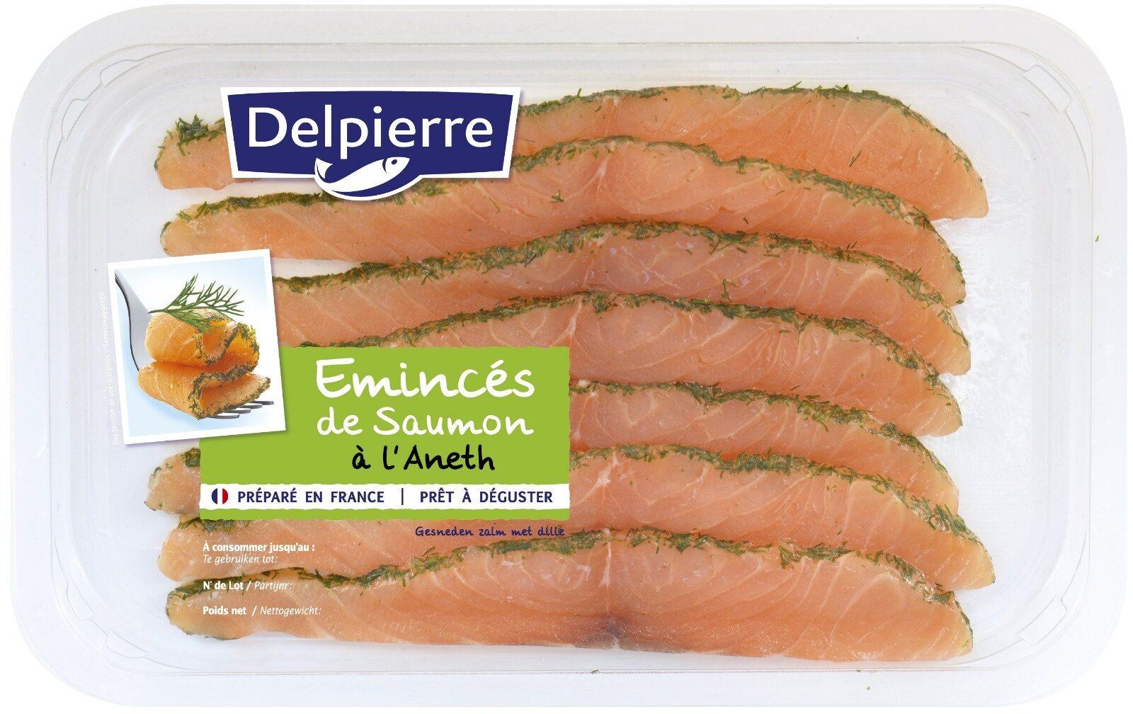 Emincés de Saumon à l'aneth - Product