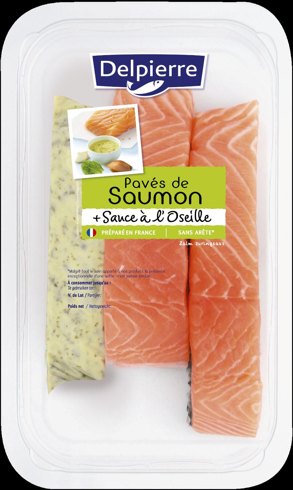 Saumon Sauvage - Product - fr