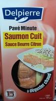 Pavé Minute : Saumon Cuit sauce Beurre Citron - Product - fr