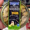 Les petites sardines fumées (sprats) au bois d'aulne Thym et Citron - Product