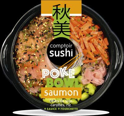 Poke Bowl saumon - Product - fr