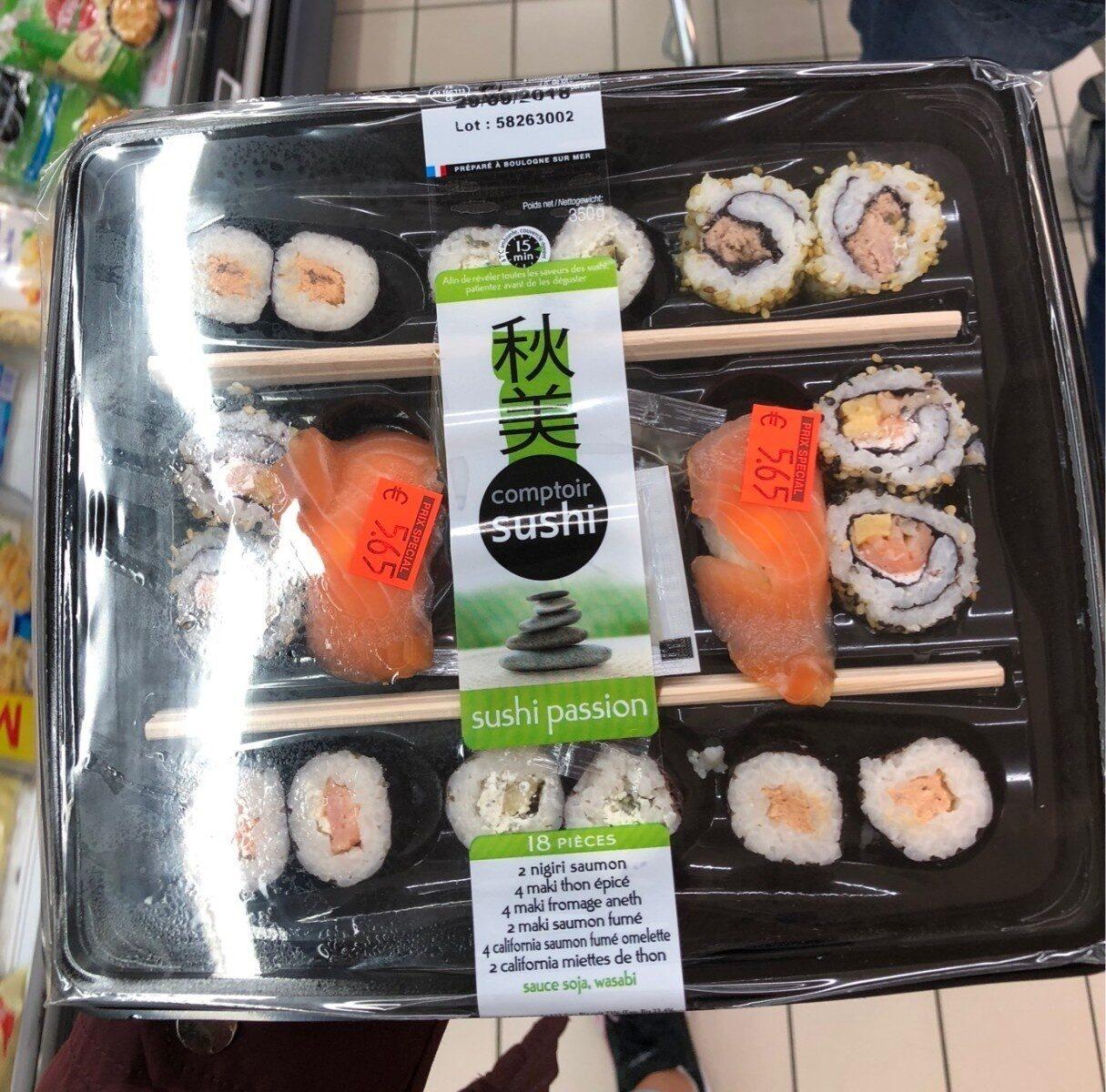 Sushi - Product - fr