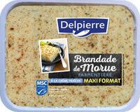 Brandade de Morue parmentière - Produit - fr