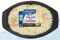 Risotto aux crevettes parmesan et basilic - Product - fr