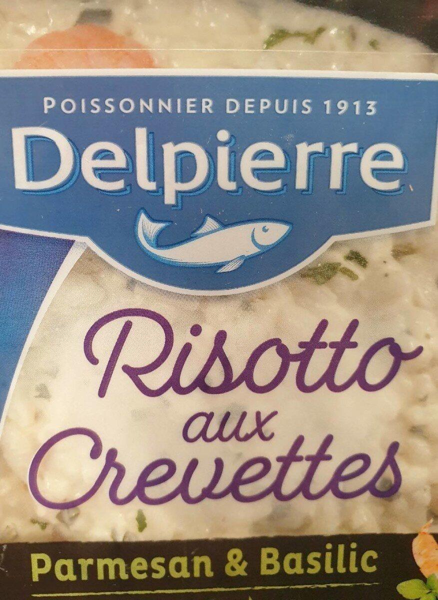 Risotto aux crevettes - Product - fr