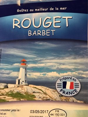 Rouget Barbet - Product - fr