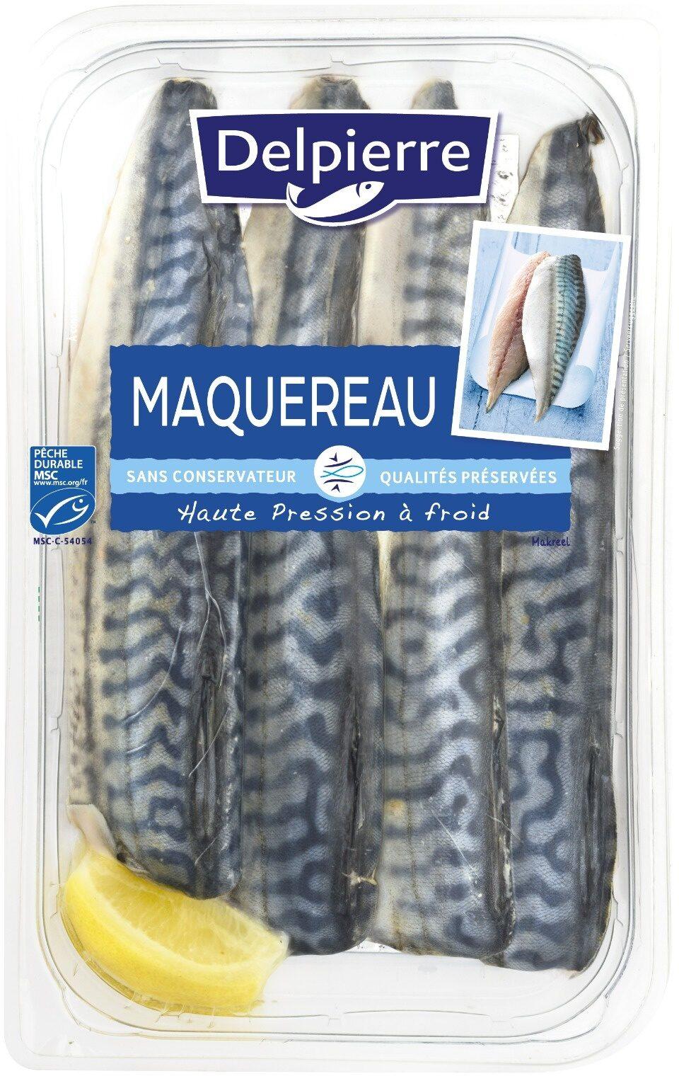 Filets de maquereaux Delpierre - Produit - fr