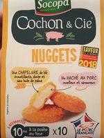Nuggets de porc - Produit - fr
