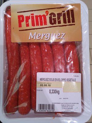 Merguez x6 - Produit