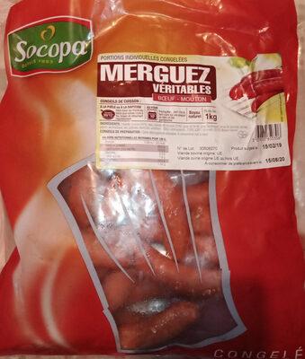 Merguez - Produit